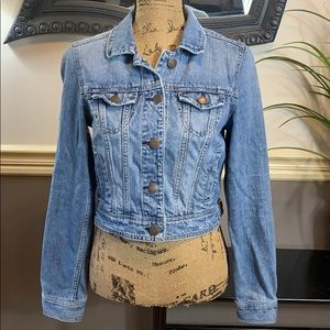 American Eagle Denim Blue Jean Jacket Sz- Medium